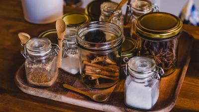 Opakowania szklane do żywności - bezpiecznie i zdrowo!