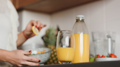 Domowe soki na zimę - czego potrzebujemy, aby je przyrządzić?
